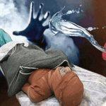 فرد مظنون به اسید پاشی در تبریز دستگیر شد