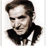 غزل معروف استاد شهریار در وصف امام علی +دستخط