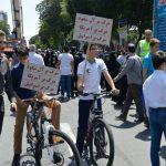 تصاویر/راهپیمایی روز قدس در تبریز