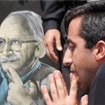 مراسم ششمین سالگرد درگذشت حمید آرش آزاد