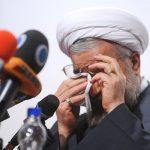 گریه خاتمی هنگام ثبت نام برای دور دوم انتخابات / روحانی همان راه را می رود؟