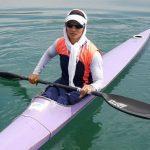 بهروزی راد،نخستین بانوی قایقران ایران در پارالمپیک