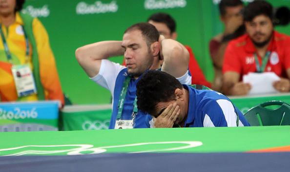 Wrestling - Olympics: Day 9