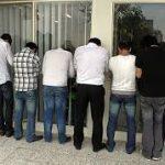 دستگیری ۲۰ نفر در پارتی مختلط شبانه در حوزه قضائی صوفیان