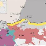 خط قرمز پیشروی های ترکیه کجاست؟