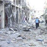 آتشبس در سوریه آغاز شد