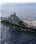 روسیه تنها ناو هواپیمابر خود را برای مبارزه با داعش به دریای مدیترانه اعزام میکند