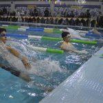 اولین جشنواره تابستانی شنا در تبریز