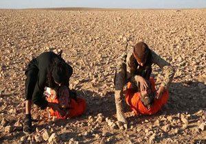 راز آرامش قربانیان داعش هنگام ذبح ش
