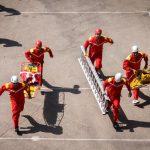 تبریز، میزبان یازدهمین المپیاد ورزشی آتشنشانان و امدادگران کشور