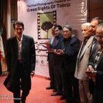 آیین اختتام نخستین جشنواره عکس فضای سبز تبریز با تجلیل از نفرات برگزار شد