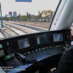 آغاز مسافرگیری مترو از «ائلگلی تا میدانساعت» پس از اجرای تستهای فنی