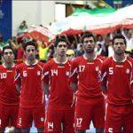 فوتسال ایران با حذف برزیل شگفتی ساز شد