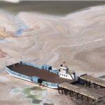 ۱۴ میلیون نفر در کشور در معرض طوفانهای نمکی دریاچه ارومیه/ رسیدن طوفانهای نمکی به قزوین و تهران