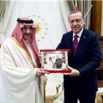 اردوغان از تصویب قانون تعقیب عاملان یازده سپتامبر انتقاد کرد