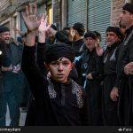 تصاویر/عزاداری ایام محرم در بازار بزرگ تبریز