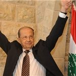 «میشل عون» رئیس جمهور لبنان شد