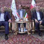 اعلام آمادگی شهرداری تبریز برای ارایه آموزشهای ایمنی به آتشنشانانی کربلا