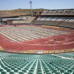 سریال مشکلات چمن دومین ورزشگاه بزرگ کشور ادامه دارد