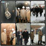 بازدید از تونل انرژی در تبریز