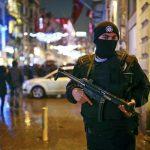 دست کم ۳۵ کشته و ۴۶ زخمی در حمله مسلحانه به کلوپ شبانه در استانبول+تصاویر