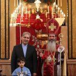 تصاویر/ مراسم سال نو میلادی در کلیسای مریم مقدس تبریز