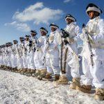 تصاویر/ارتش ترکیه برعلیه پکک در دمای زیر صفر