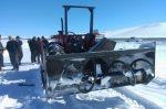 اختراع دستگاه برف خور کم حجم توسط مبتکر جوان هشترودی
