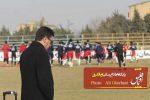 گزارش تصویری / تمرین تراکتورسازی در چمن اختصاصی
