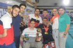تصاویر/ پنجمین دوره رقابت های باشگاهی شنا جانبازان و معلولین