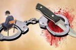 پدری که دو دختر خود را به قتل رسانده بود در بیمارستان جان باخت