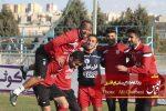 گزارش تصویری / تمرین چهارشنبه سرخ پوشان