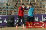 گزارش تصویری تمرین (سه شنبه) سرخ های آذربایجان
