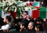تصاویر/ تشییع پیکر شهدای دفاع مقدس در تبریز