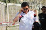 گزارش تصویری / تمرین شاگردان قلعه نویی برای مقابله با پدیده