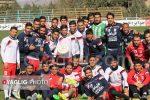 تصاویر/ جشن تولد شهرام گودرزی در کمپ تراکتورسازان