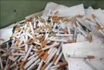 کشف ۸۹ هزار و ۶۰۰ نخ سیگار خارجی قاچاق در عجب شیر