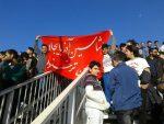 حضور هواداران آذربایجانی و توقف استقلال تشنه نائب قهرمانی!