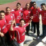 اولین تصاویر از ورزشگاه یادگار امام قم – ارسالی هواداران