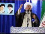 امام جمعه زنجان: آمریکا حق دفاع از حقوق بشر را  ندارد