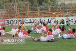 گزارش تصویری / تمرین شاگردان گل محمدی در کمپ اختصاصی